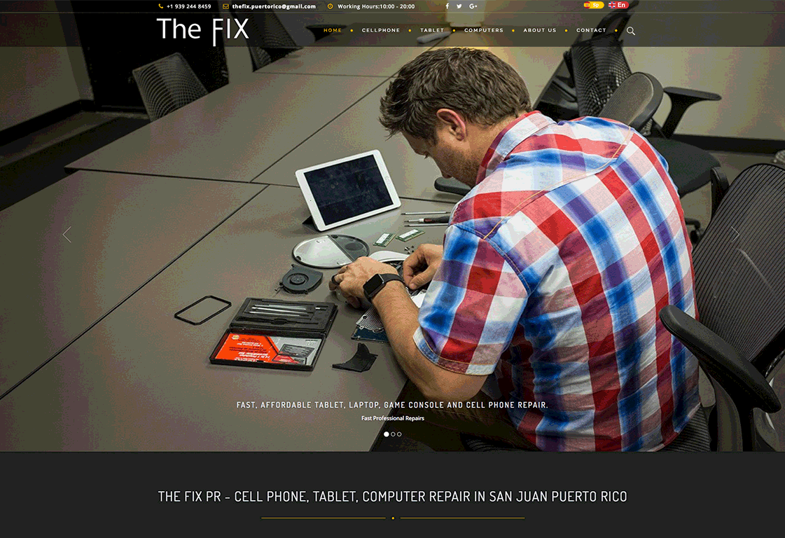 The Fix PR
